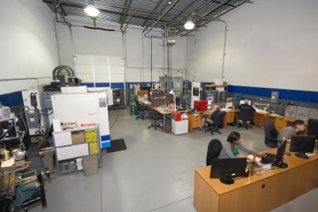 Creative Mechanisms Work Floor