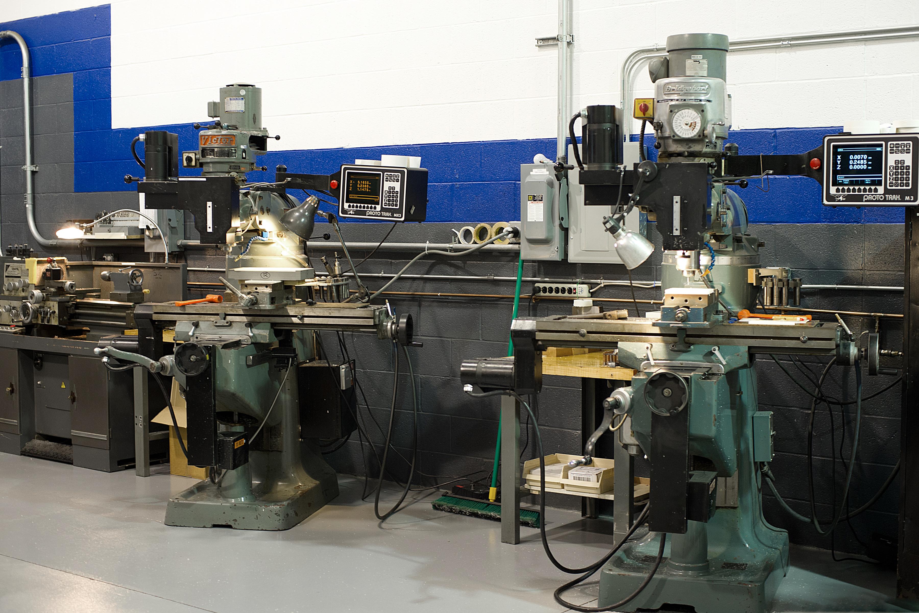 Single Tool CNC Machines
