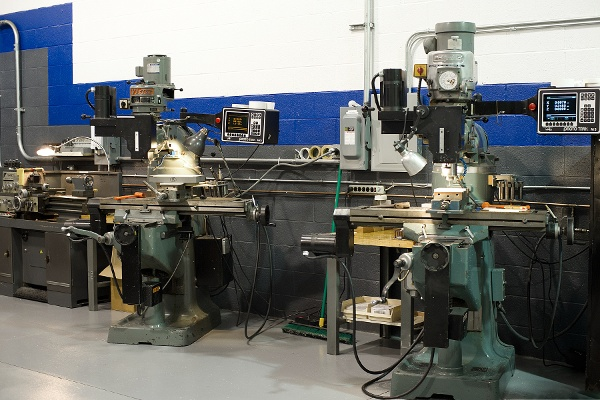 Single Tool CNC Machines