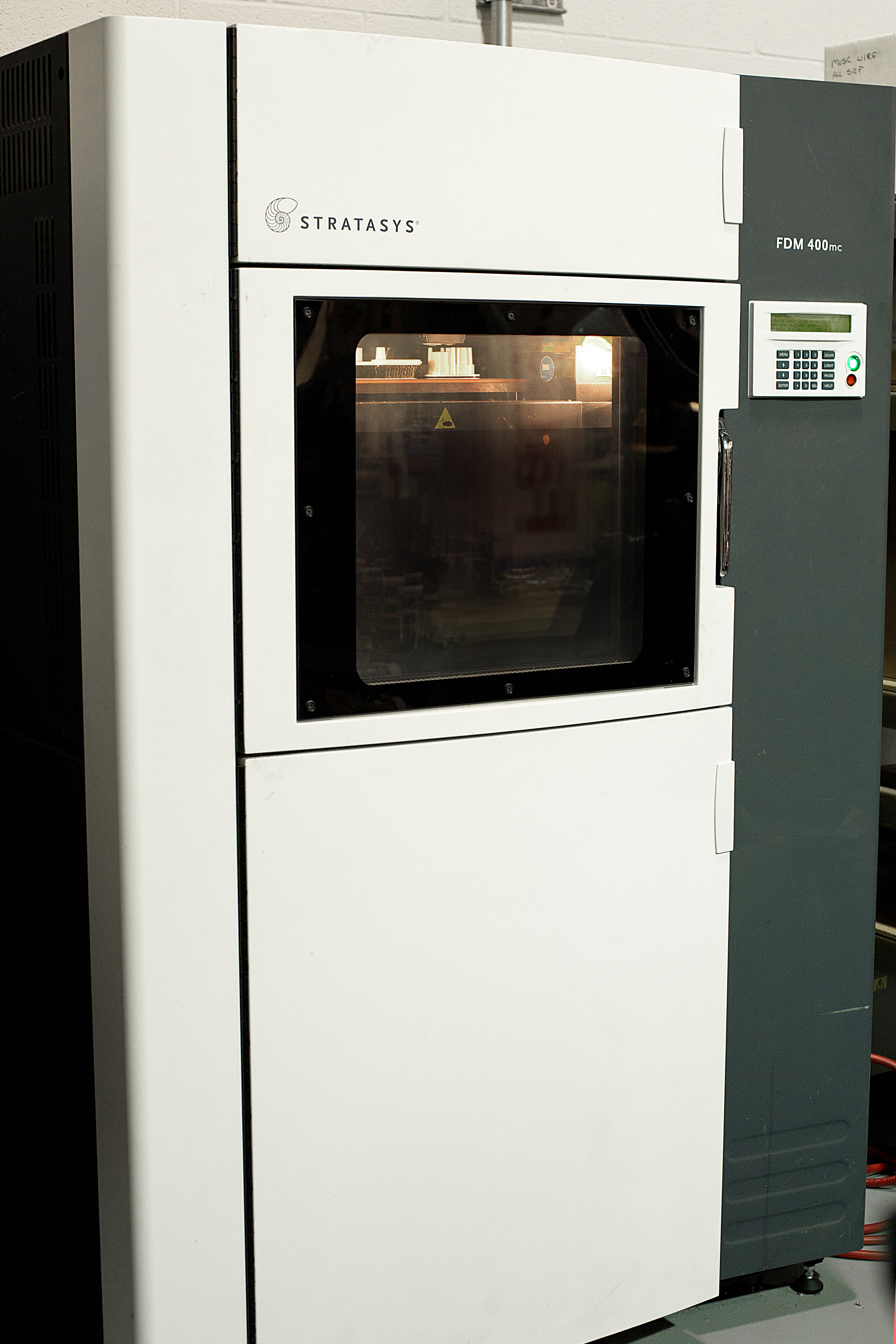 Stratasys FDM400mc machine