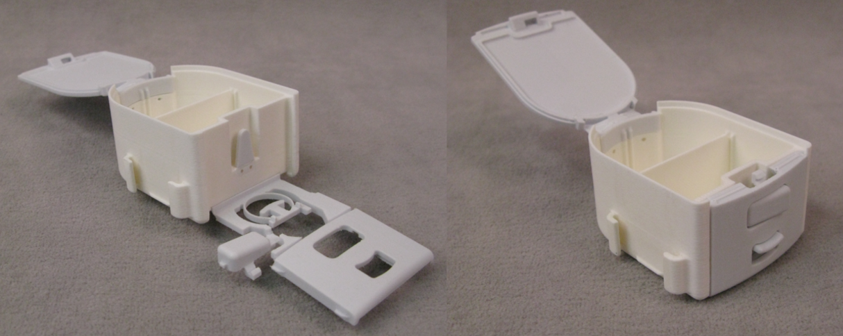 3dprinting-cnc-machine-hybrid-for-prototyping living hinge