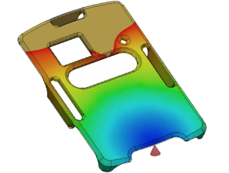 Mold_Flow_Analysis_in_Solidworks_Plastics