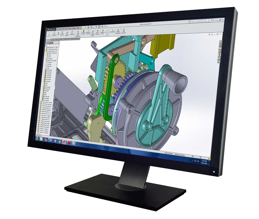 Solidworks Computer Aided Design (CAD)