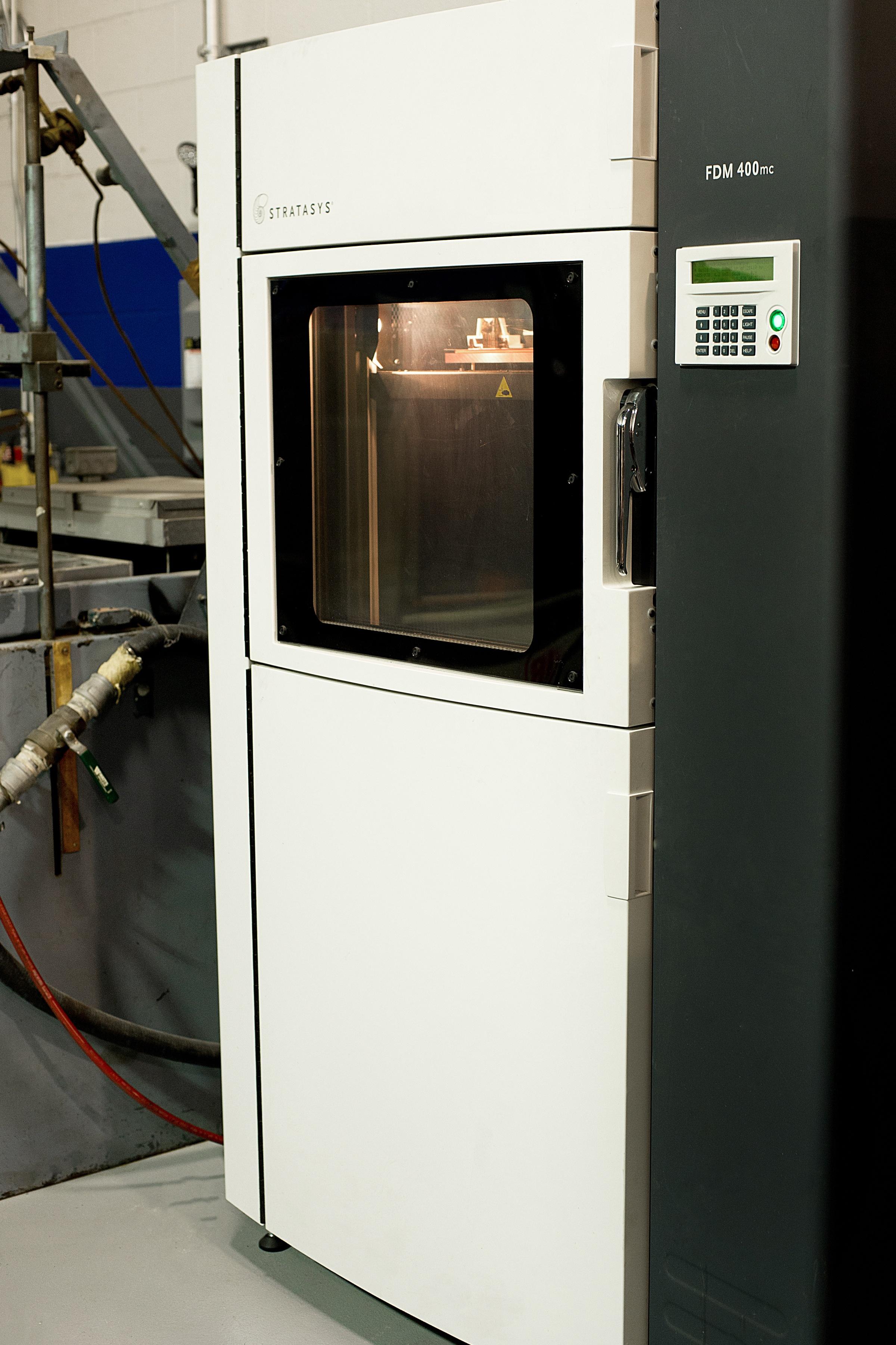 Stratasys 3D Printer - FDM 400mc