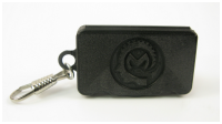 polypropylene (PP) business card holder prototype front_view
