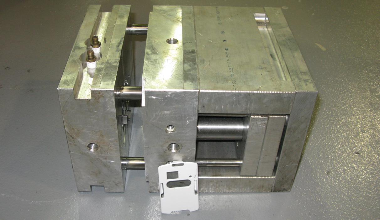 Single Cavity Aluminum Injection Molding Tool