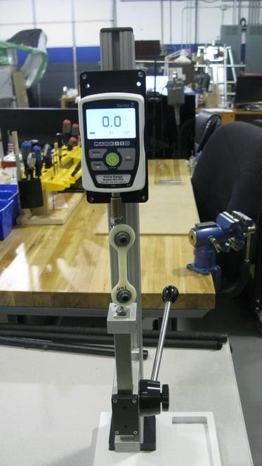 Manual Lever Arm tensile testing machine