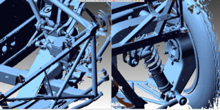3d design and engineering capability ferrari