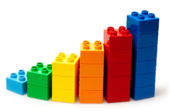 ABS is the plastic used to make LEGOs