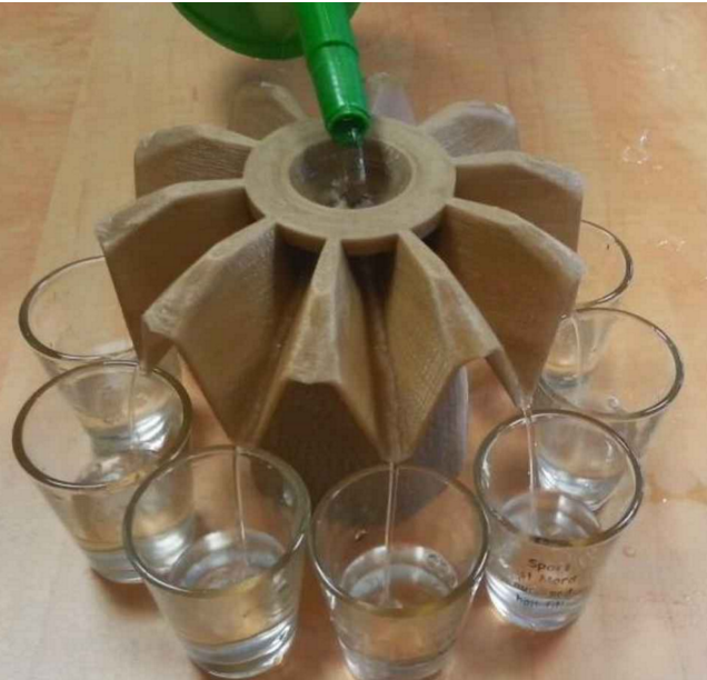 3D Printed Shot Dispenser (Do It Yourself, DIY Projects)