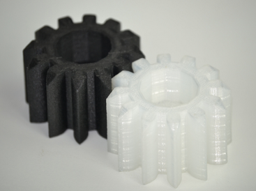 Nylon and Carbon composite gears