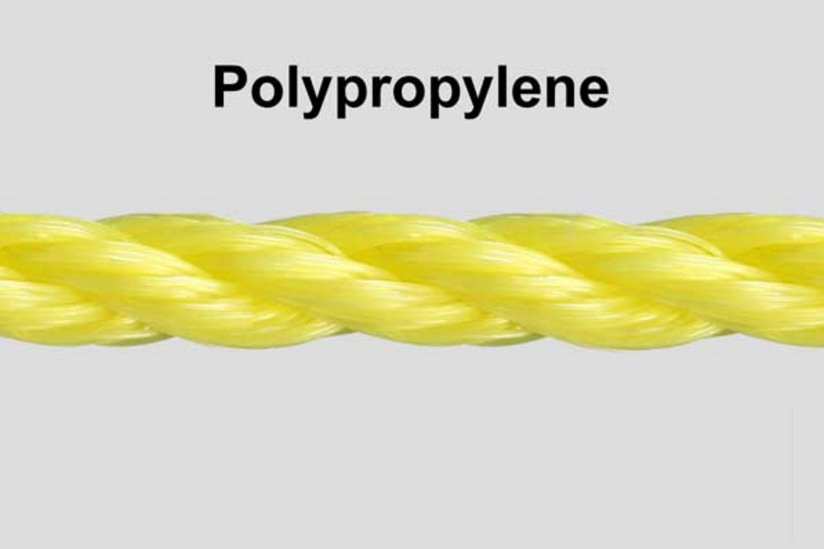 Polypropylene Fiber Applications: Rope