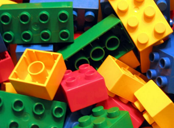 Lego Toys Made From ABS Plastic