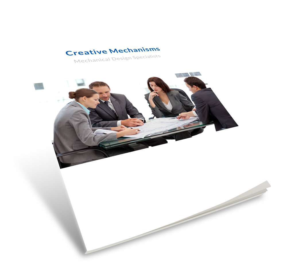 Creative Mechanisms Mechanical Design Specialist