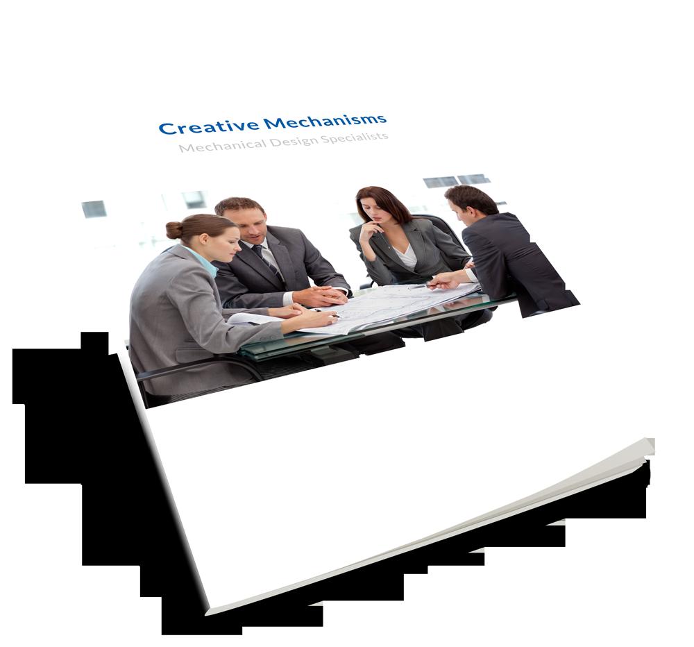Creative Mechanisms Mechanical Design Specialist