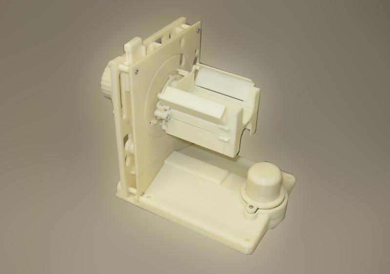 Prototype Mechanism By Creative Mechanisms