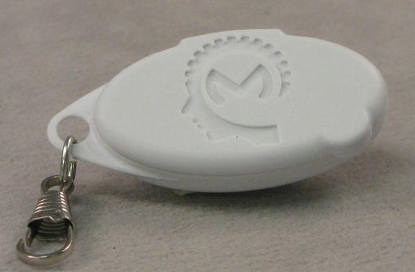 Custom Living Hinge Mechanism Pouch Polypropylene