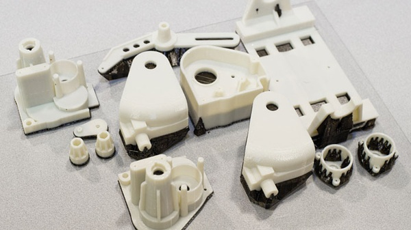 Creative Mechanisms FDM Printed Parts